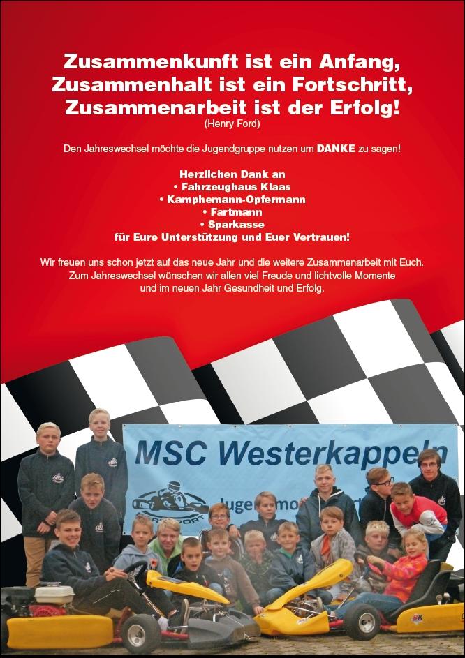 MSC-Jugendgruppe-Danke